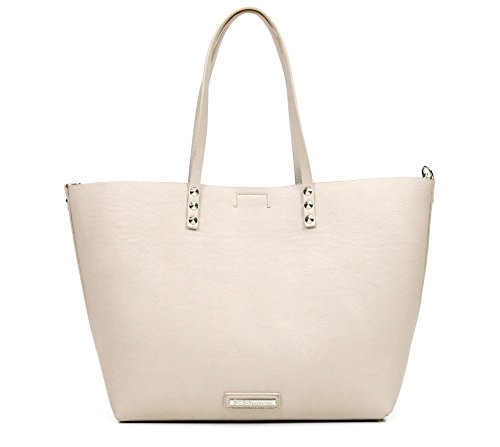BCBGeneration WPZ604GN Taupe Rendezvous Tote