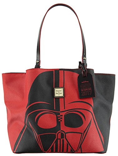 Disney Dooney & Bourke Bag Star Wars Half Marathon The Dark Side 2017 Shopper Tote Bag