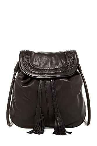 Lucky Brand Women's Eva Crossbody Black