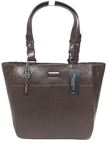 Tignanello Western Tote Brown/Dark Brown T58315A