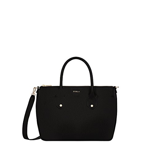 Furla Mediterranea handbag medium black