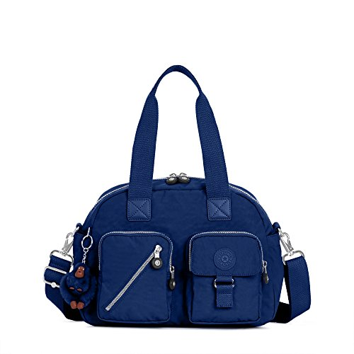 Kipling Women's Defea Handbag One Size Ink Blue
