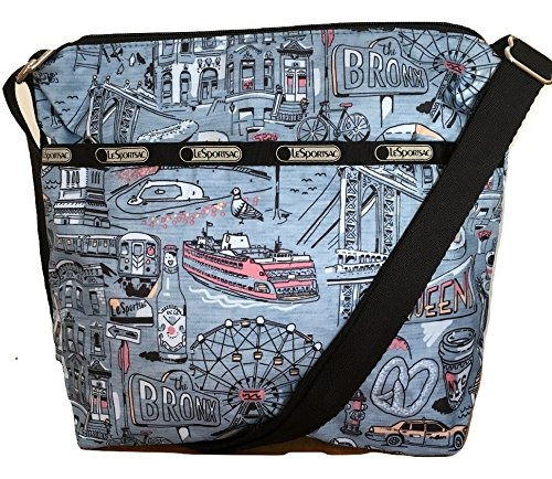 LeSportsac NYC The Boroughs Exclusive Small Cleo Crossbody Bag