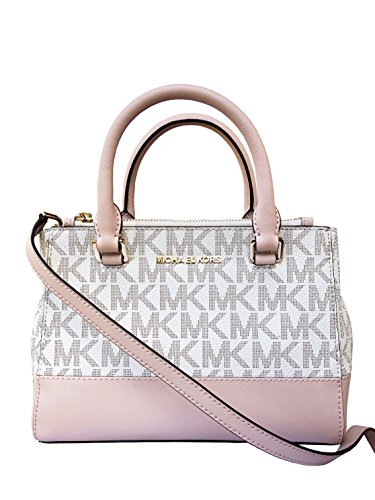 Michael Kors XS Kellen satchel vanilla ballet bag crossbody bag handbag