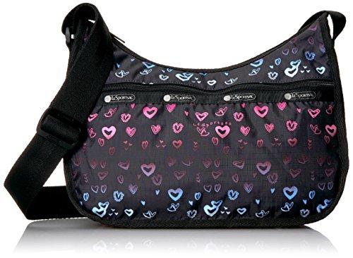 LeSportsac Classic Hobo Handbag, Heartbeat
