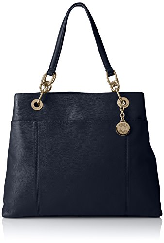 Tommy Hilfiger Tote Bag for Women TH Signature, Tommy Navy