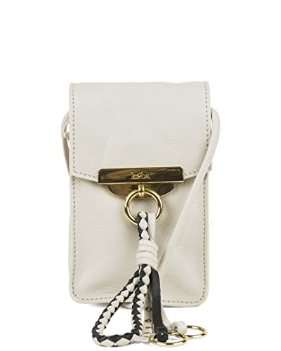 Kooba Dionne Leather Crossbody Phone Pouch