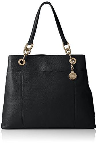 Tommy Hilfiger Tote Bag for Women TH Signature, Black