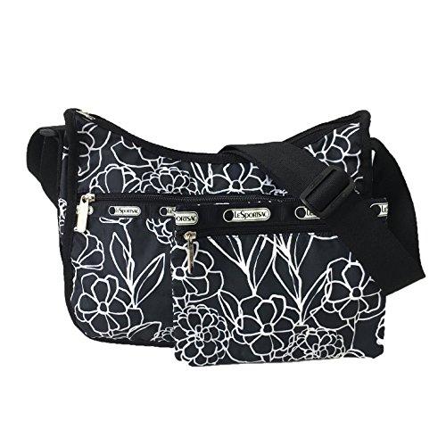 LeSportsac Classic Hobo Bag, Efflorescent