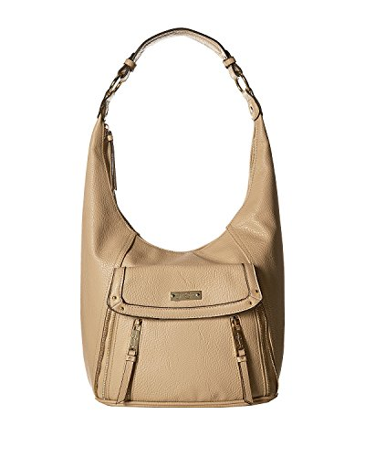 Jessica Simpson Women's Zuri Hobo Toasted Almond Handbag