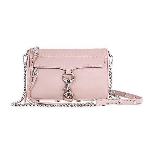 Rebecca Minkoff Mini Mac Ladies Small Leather Crossbody Shoulder Bag HF16EFCX01