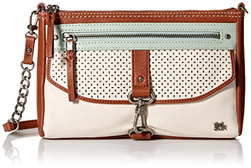 The Sak Ventura Crossbody Cross Body, Stone Perforated