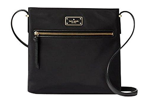 Kate Spade Wilson Road Nylon Dessi Crossbody handbag Nylon Black