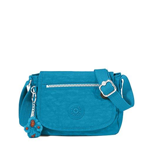 Kipling Women's Sabian Crossbody Mini Bag One Size Polaris Blue