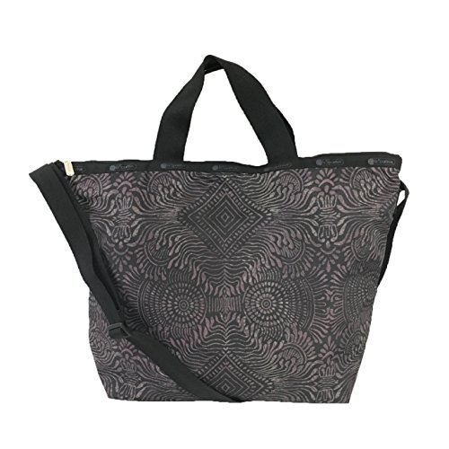 LeSportsac Easy Carry All Tote, Bali Charcoal