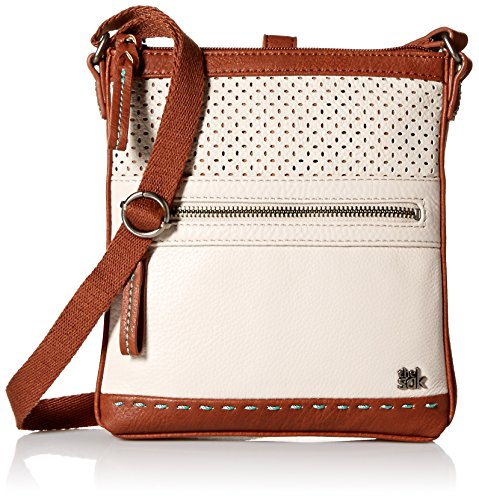 The Sak Pax Swing Pack Cross Body, Stone Perforated