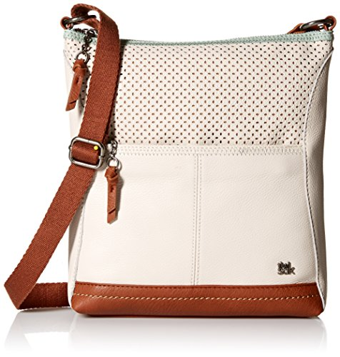 The Sak Iris Crossbody Cross Body, Stone Perforated