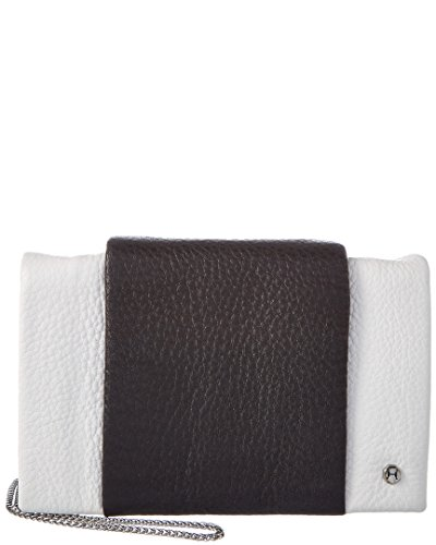 Halston Heritage Leather Wallet, Black