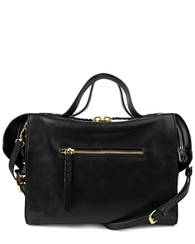 Kooba Bristol Leather Satchel