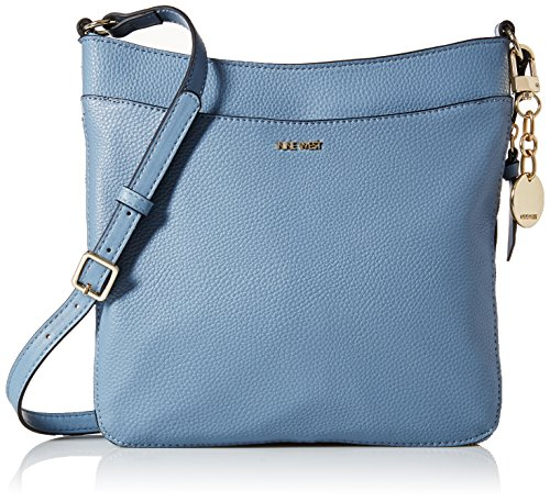 Nine West Levona Crossbody Hertiage Blue Cross Body, Heritage Blue/Heritage Blue