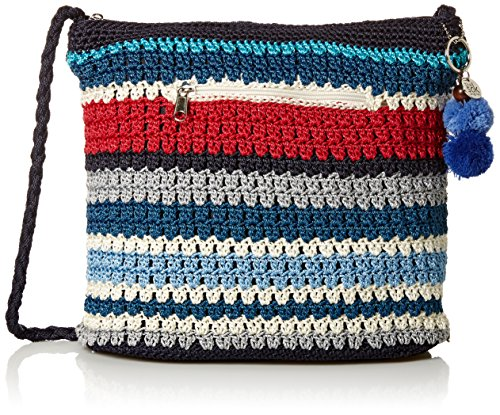 The Sak Greenwood Hobo Bag, Harbor Stripe
