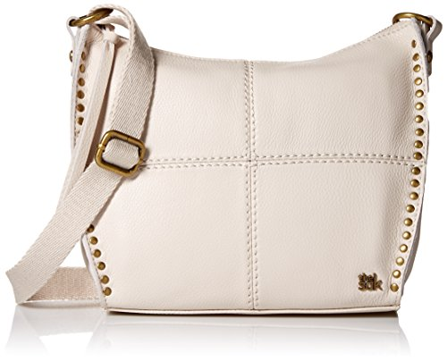 The Sak Saratoga Crossbody Cross Body, Stone