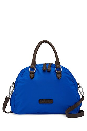 Liebeskind Berlin Adrianlyn Nylon & Leather Crossbody Bag , Cobalt Blue