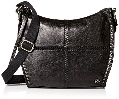 The Sak Saratoga Crossbody Cross Body, Black Onyx