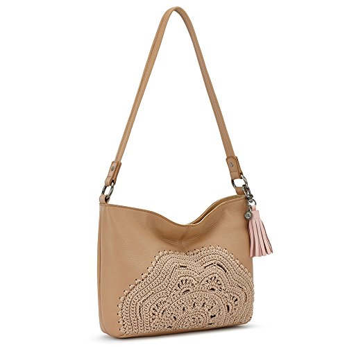 The Sak Indio Small Hobo Sahara