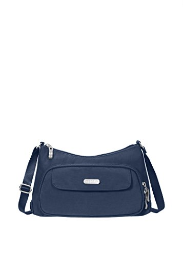 Baggallini Everyday Crossbody Travel Bag, Pacific