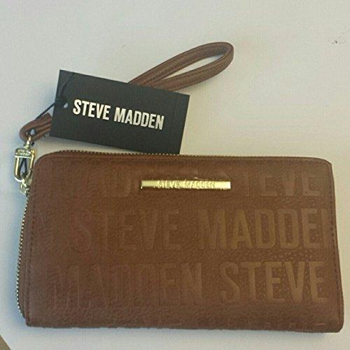 Steve Madden Wallet/Wristlet Cognac