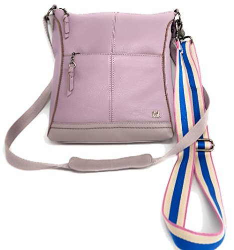 The Sak Womens Lucia Crossbody Lilac One Size