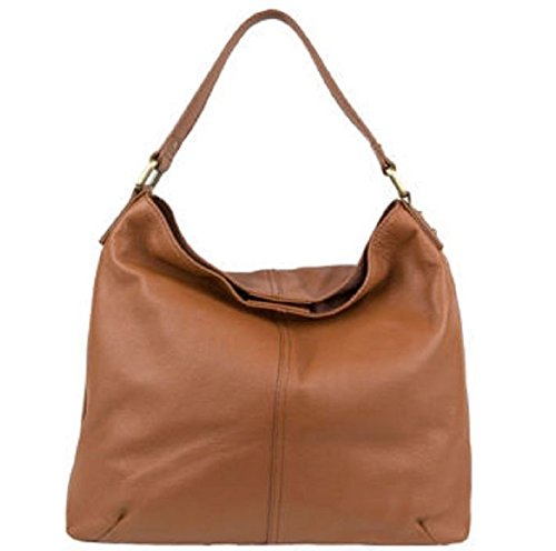 Leather Kooba Hobo Leather Women's Handbag Brown