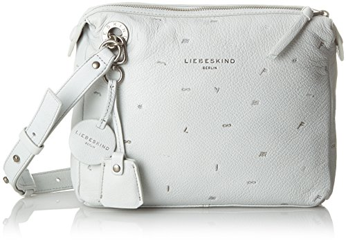 Liebeskind Berlin – Arielle Mariem, Women's Cross-Body Bag, Multicolour (White), 7x26x20 cm (B x H x T)