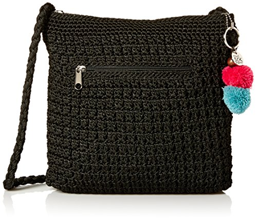 The Sak Greenwood Crossbody Cross Body, Black