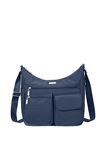 Baggallini Everywhere Travel Crossbody Bag, Pacific