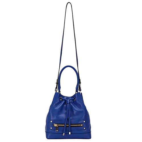 MILLY Riley Bucket Bag 72RC6854 French Blue