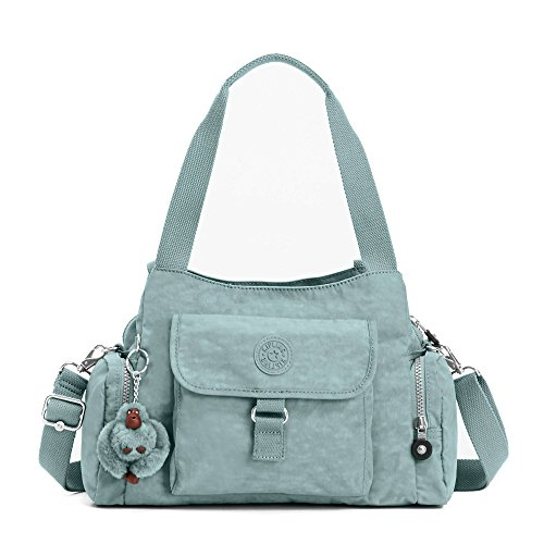 Kipling Women's Felix Large Handbag One Size Smoke Blue