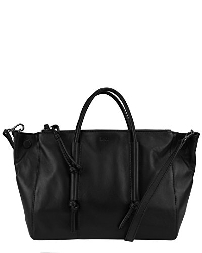 Kooba Cameroon Leather Satchel