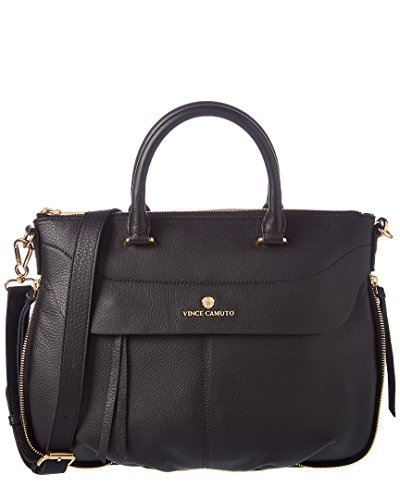 Vince Camuto Dean Leather Satchel, Na