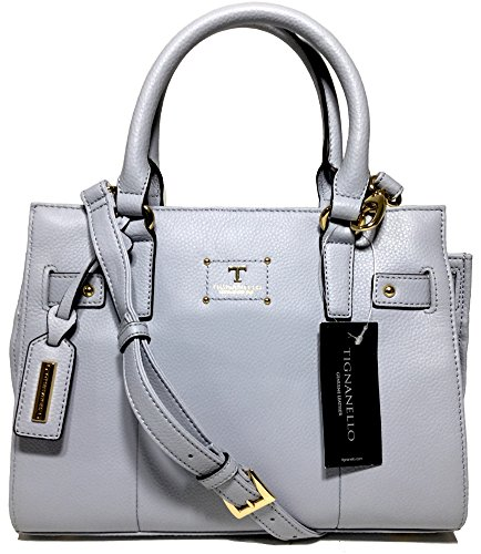 Tignanello Bella Belted Satchel, Light Lilac, T59210