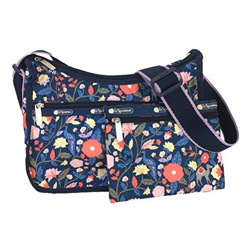 LeSportsac Classic Hobo Bag, Fantasy Floral
