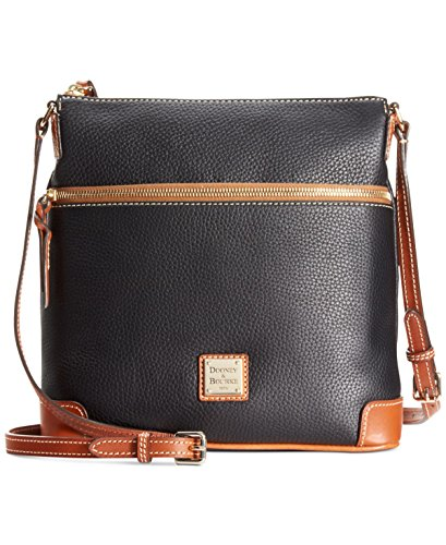 Dooney & Bourke Pebble Crossbody  Black