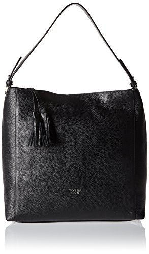 Tosca Blu Natural Beauty, Women's Tote, Schwarz (Black), 16x32x34 cm (B x H T)