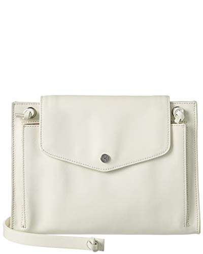 Halston Heritage Flat Leather Crossbody