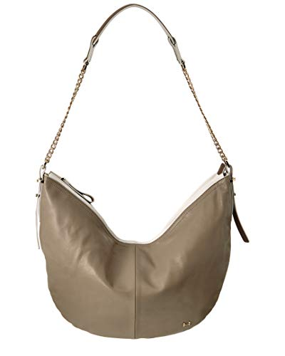 Halston Heritage Leather Hobo