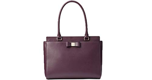 Kate Spade New York Renny Drive Jovie Shoulder Handbag – Deep Plum