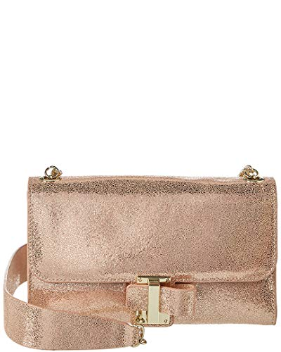 Halston Heritage Small Convertible Leather Wallet On Chain