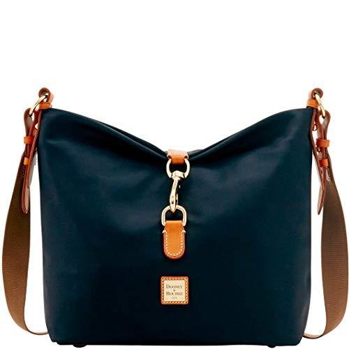 Dooney & Bourke Nylon Windham Annie Sac Bag Black