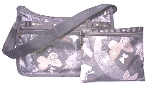LeSportsac Deluxe Everyday Handbag,All A Flutter,One Size